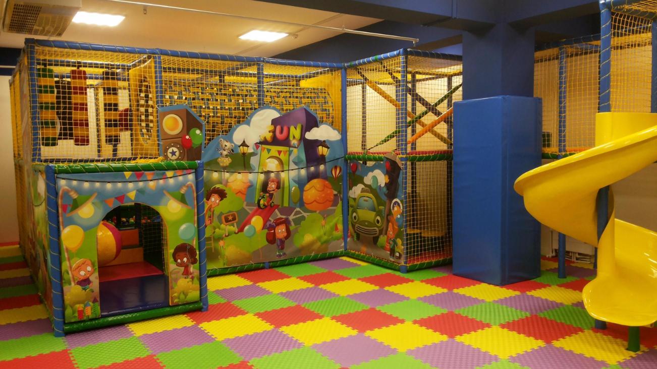 Как организовать бизнес на открытии детской игровой студии
