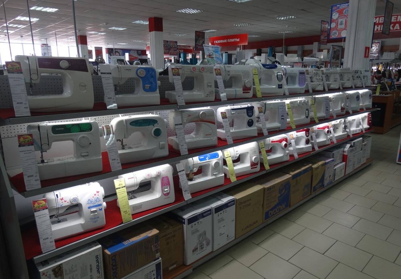 Как организовать бизнес на открытии магазина бытовой техники