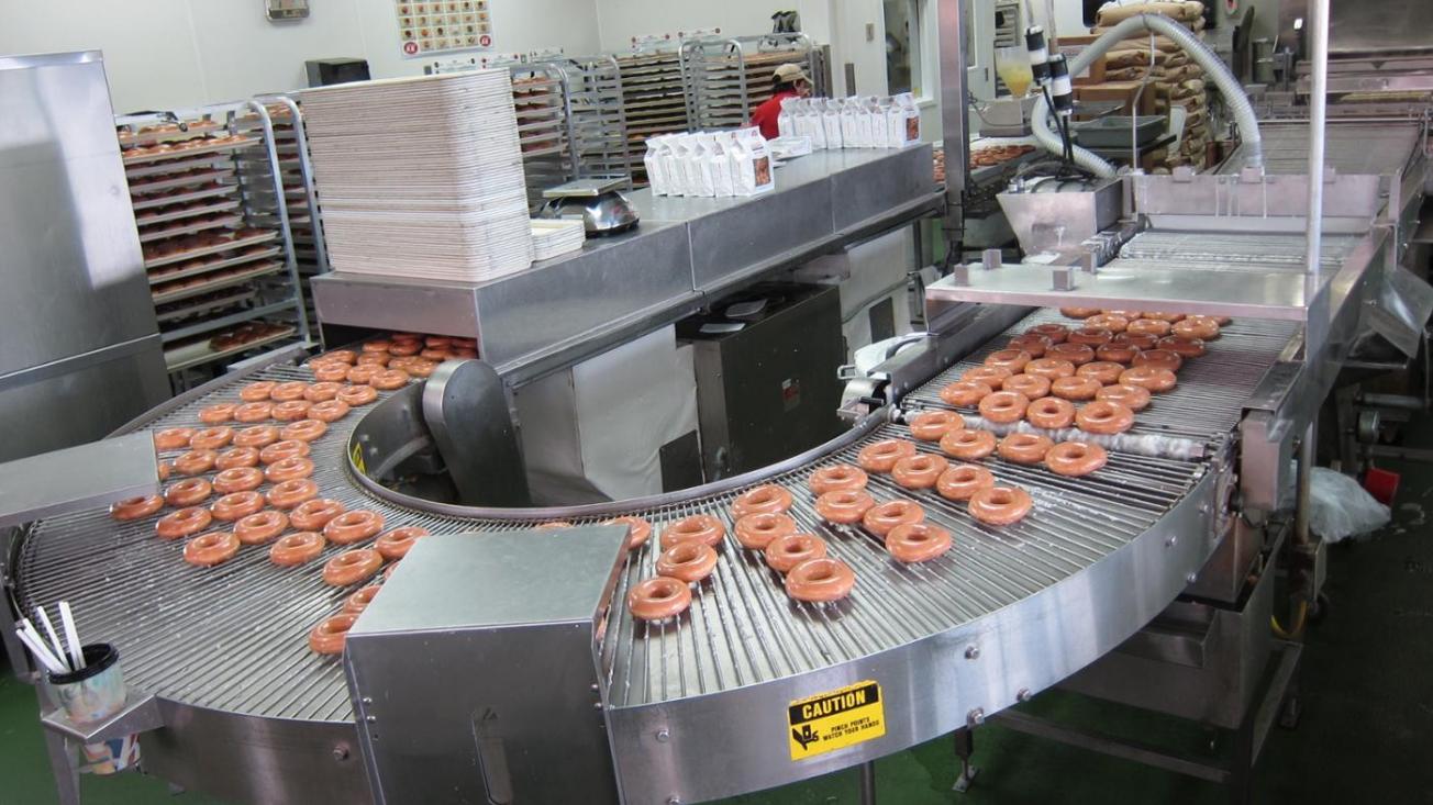 Как организовать бизнес на продаже горячих пончиков