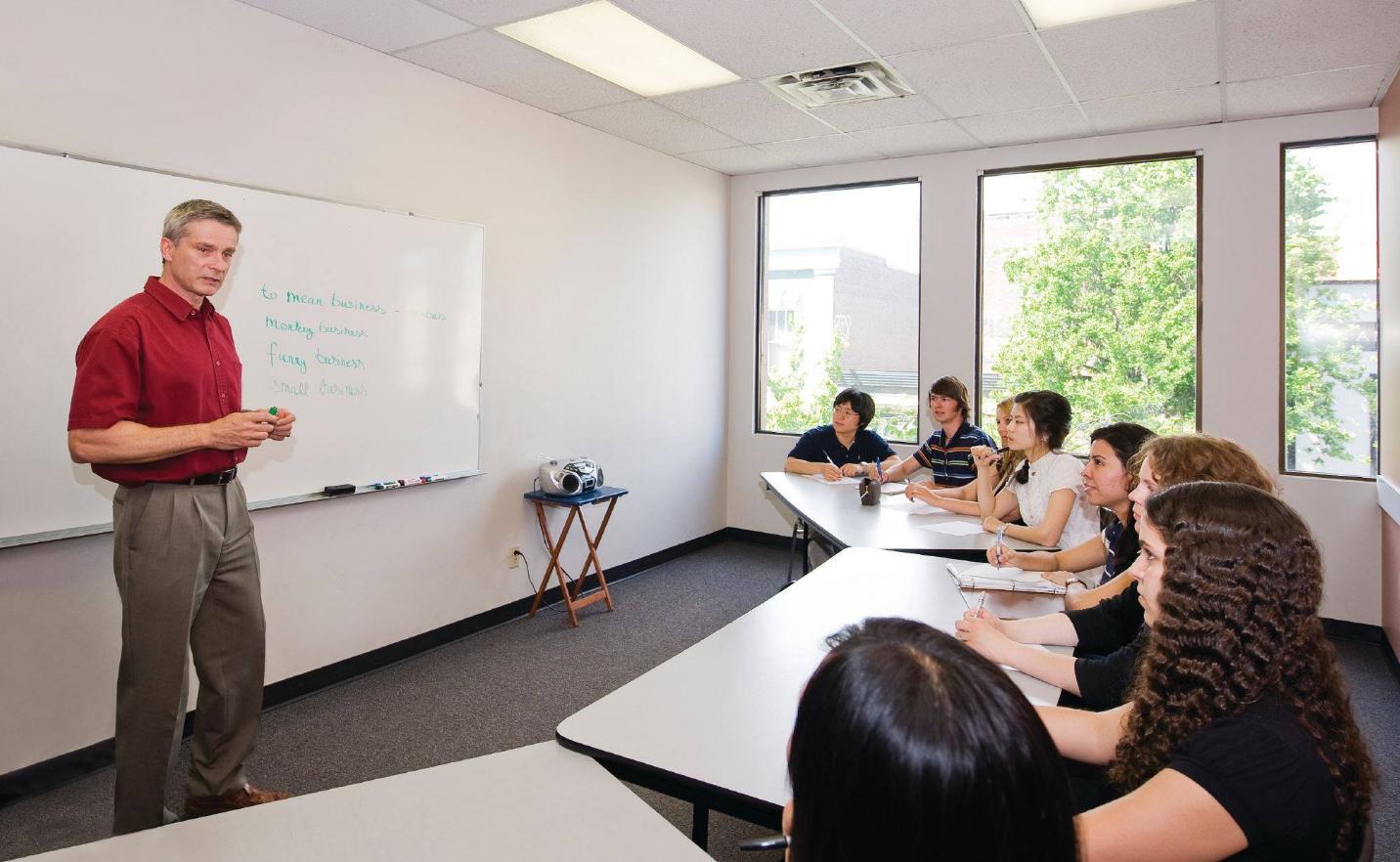 Бизнес-идея частного лингвистического центра