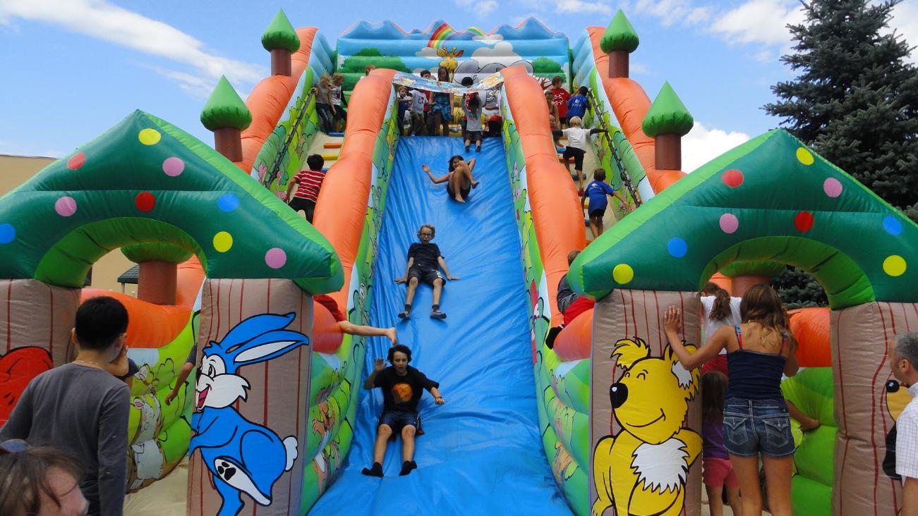 Бізнес-ідея відкриття міні-парку розваг