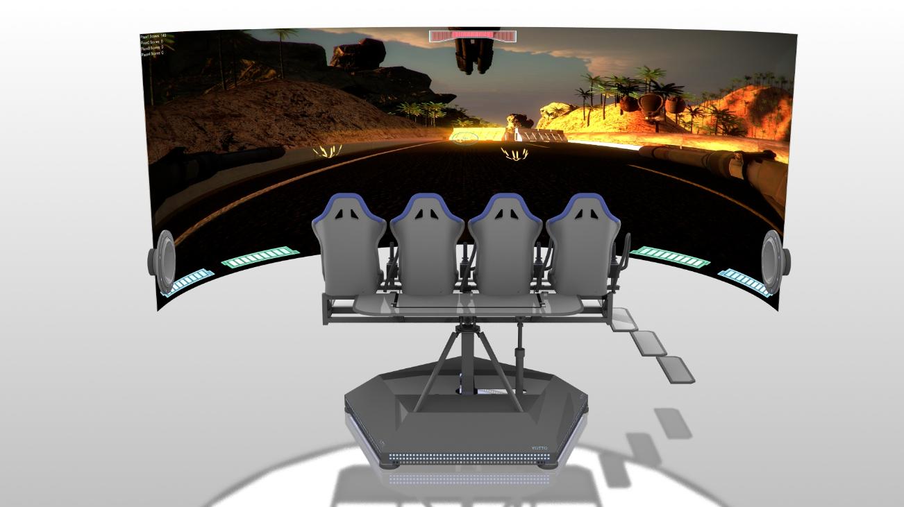 Бізнес-ідея відкриття інтерактивного кінотеатру
