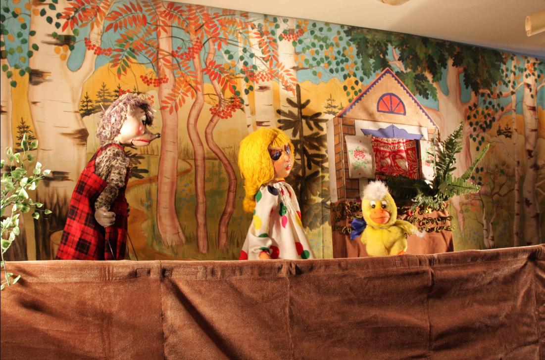 Бизнес на открытии кукольного театра