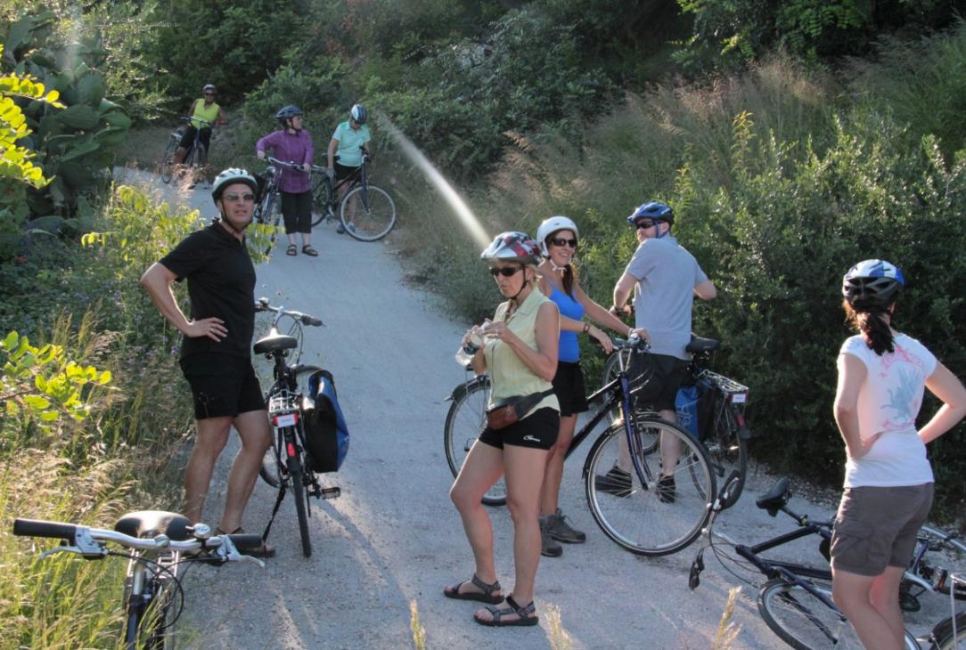 Как организовать бизнес на велотурах