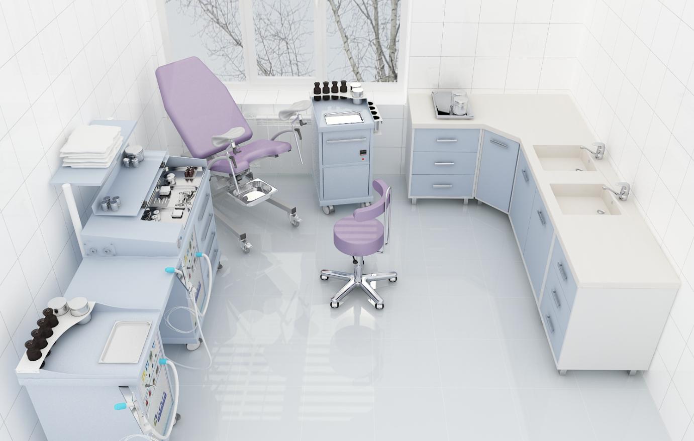 Как организовать бизнес на открытии гинекологического кабинета
