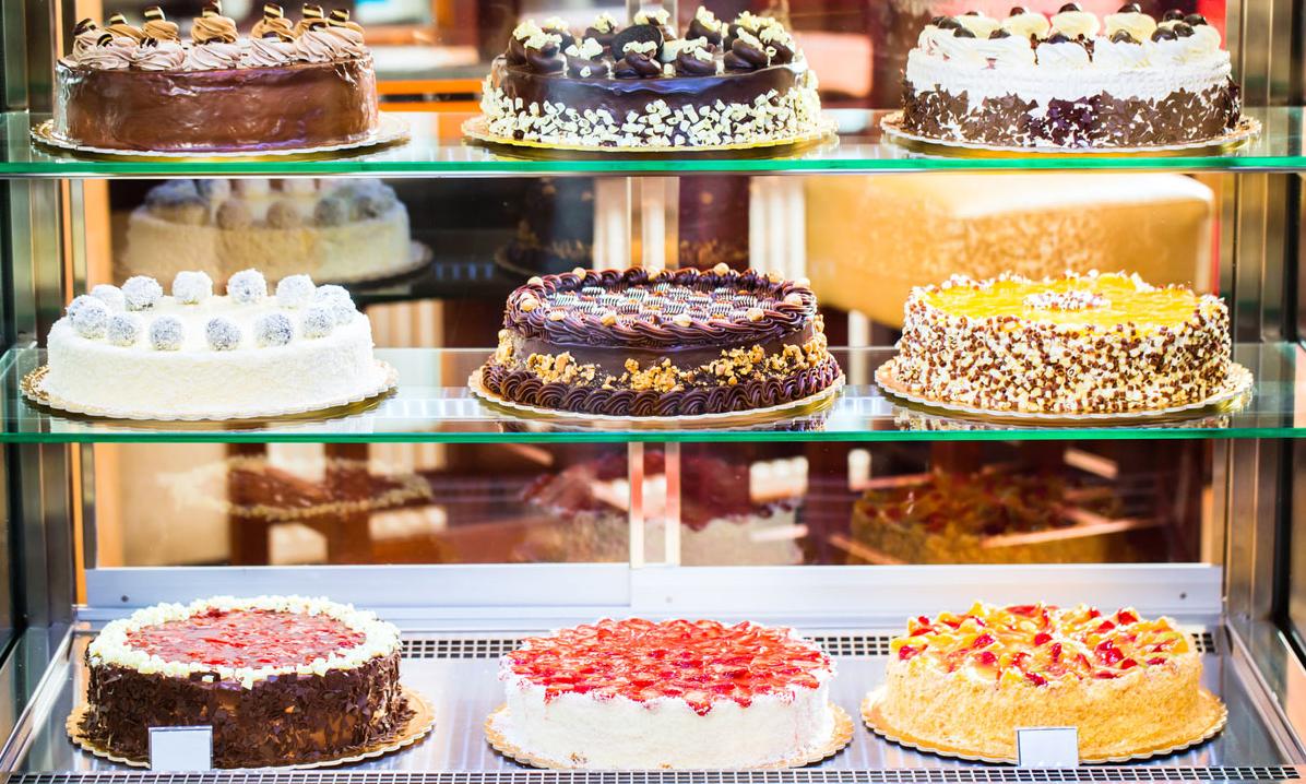 Производство тортов в кондитерском бизнесе