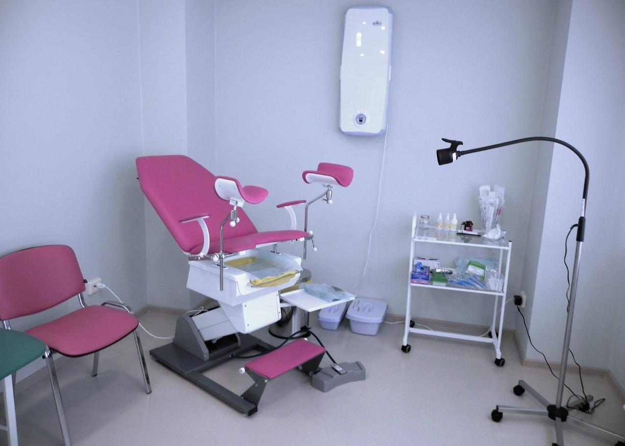 Новичку в бизнесе на открытии гинекологического кабинета