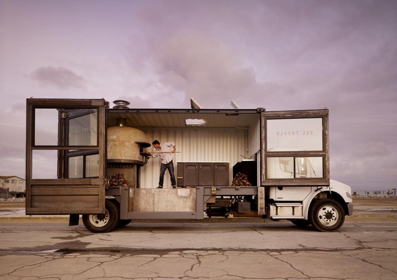 Уличный заработок на мини-пекарне