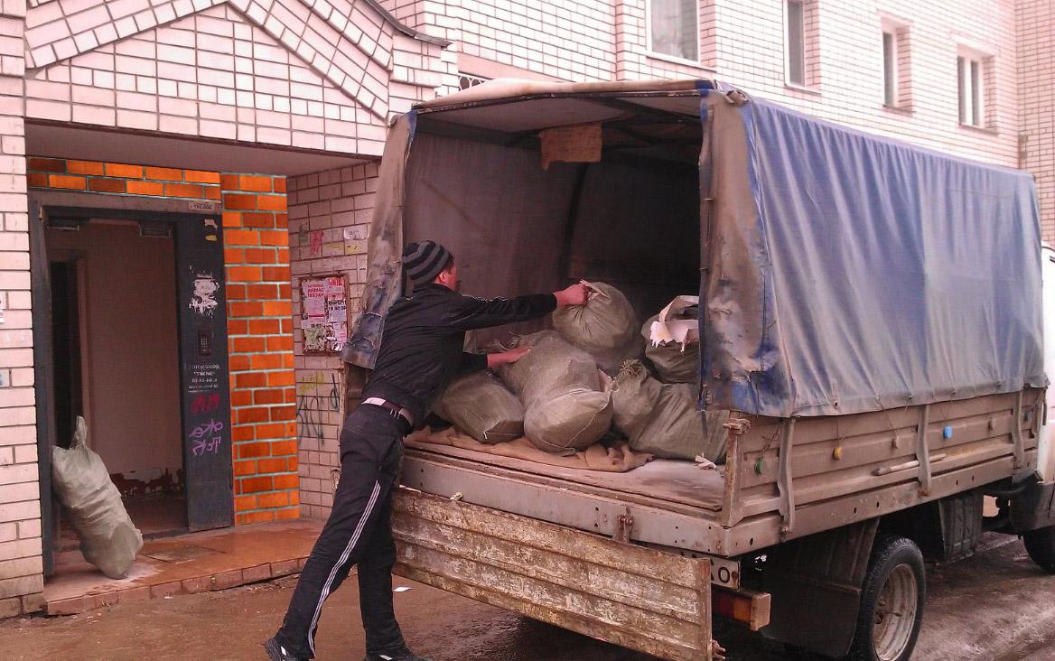 Как заработать на чужой лени выносить мусор