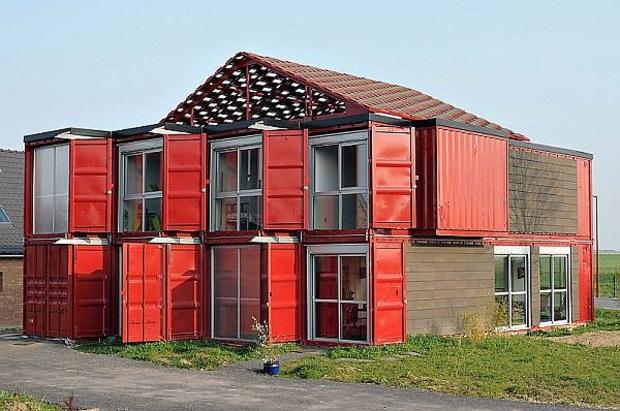 Простой старт бизнеса на строительстве. Жилые и коммерческие здания из контейнеров