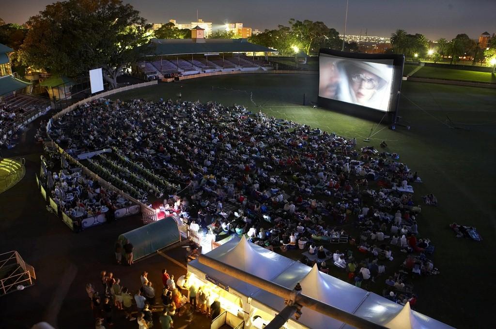 Бизнес-идея кинотеатра под открытым небом