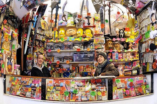 Бизнес-идея открытия магазина приколов