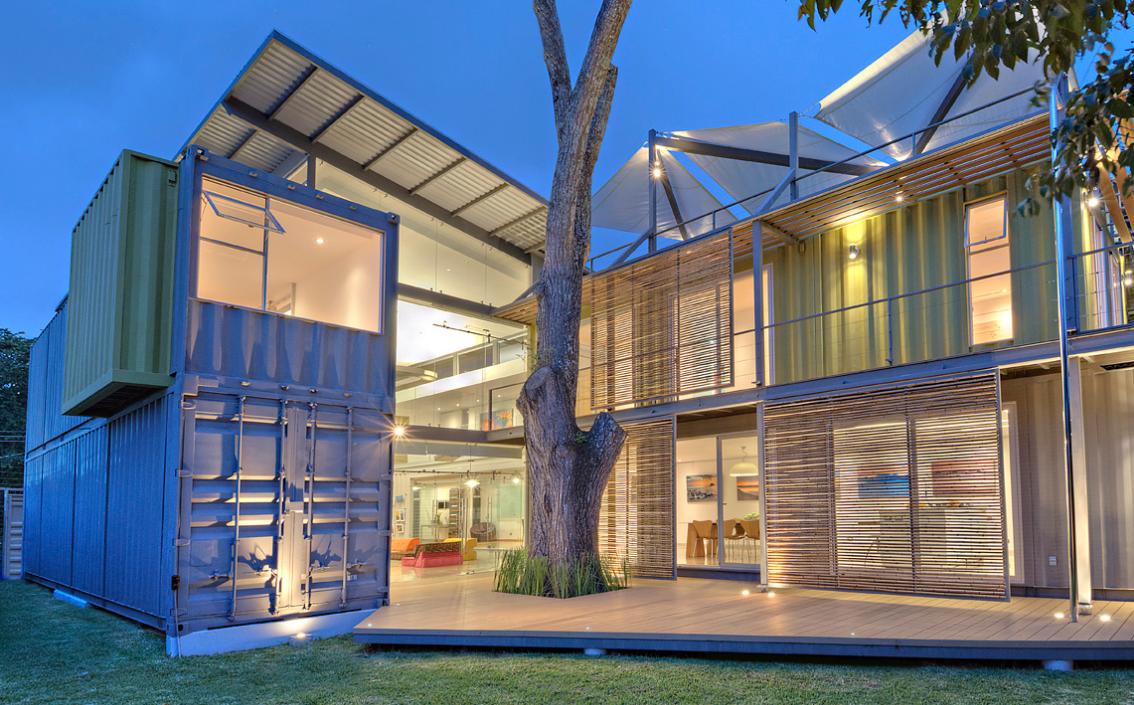 бизнес-идея строительства домов из контейнеров