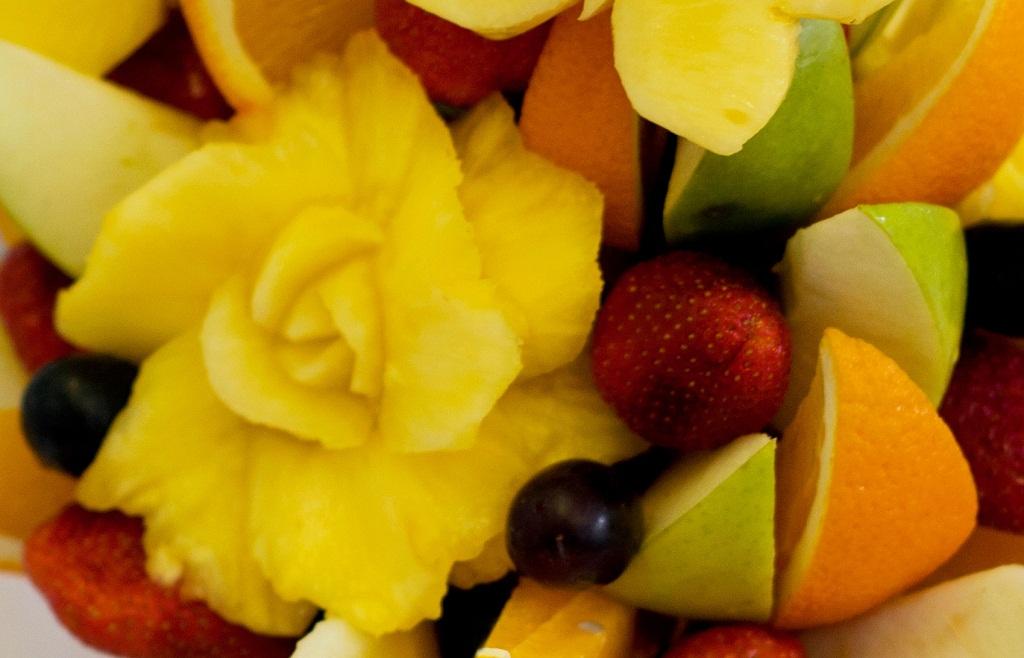 Бизнес на создании фруктовых букетов