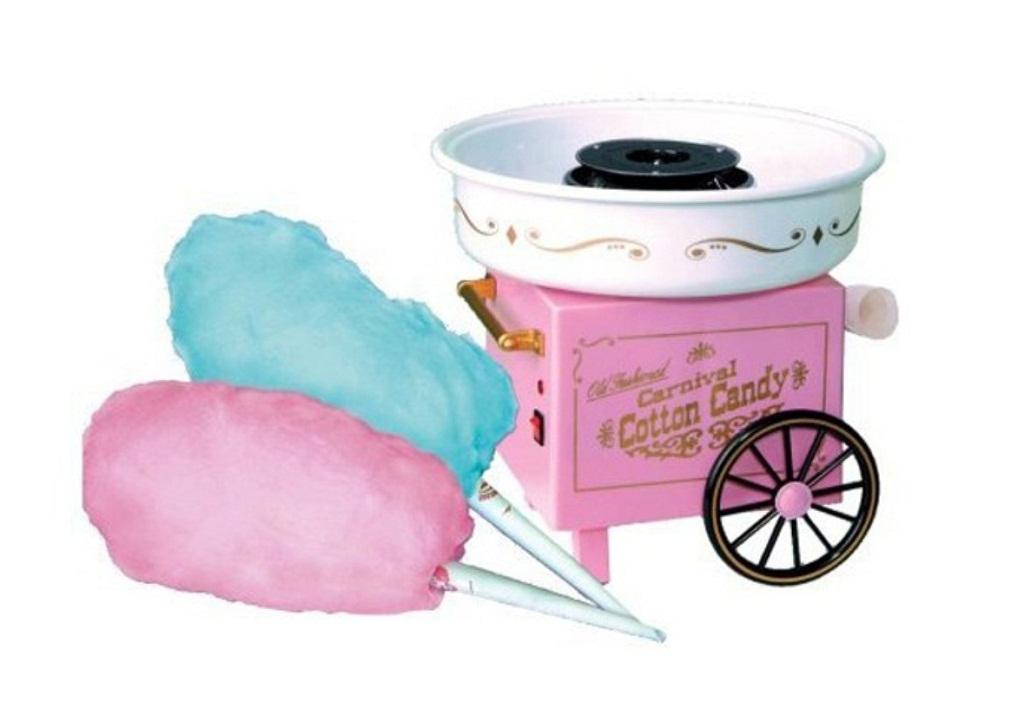 Бизнес-идея продажи сахарной ваты