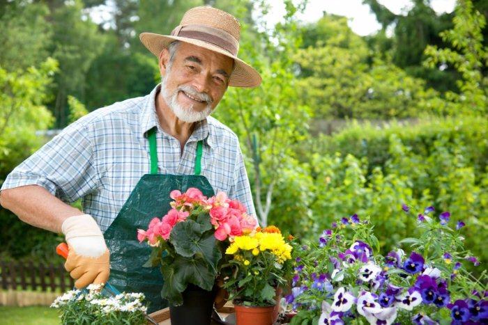 Садовник на час
