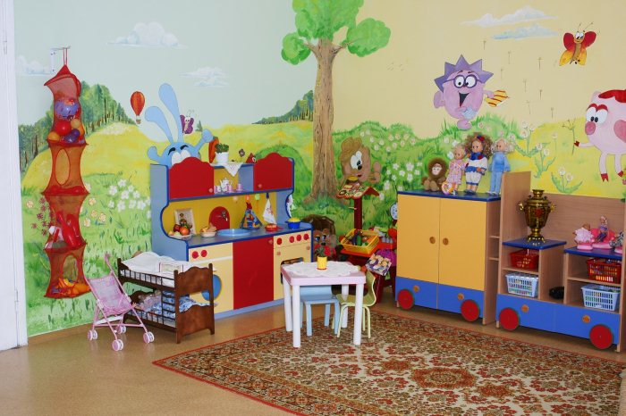 украшения детских садов