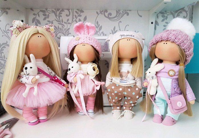 Изготовление кукол