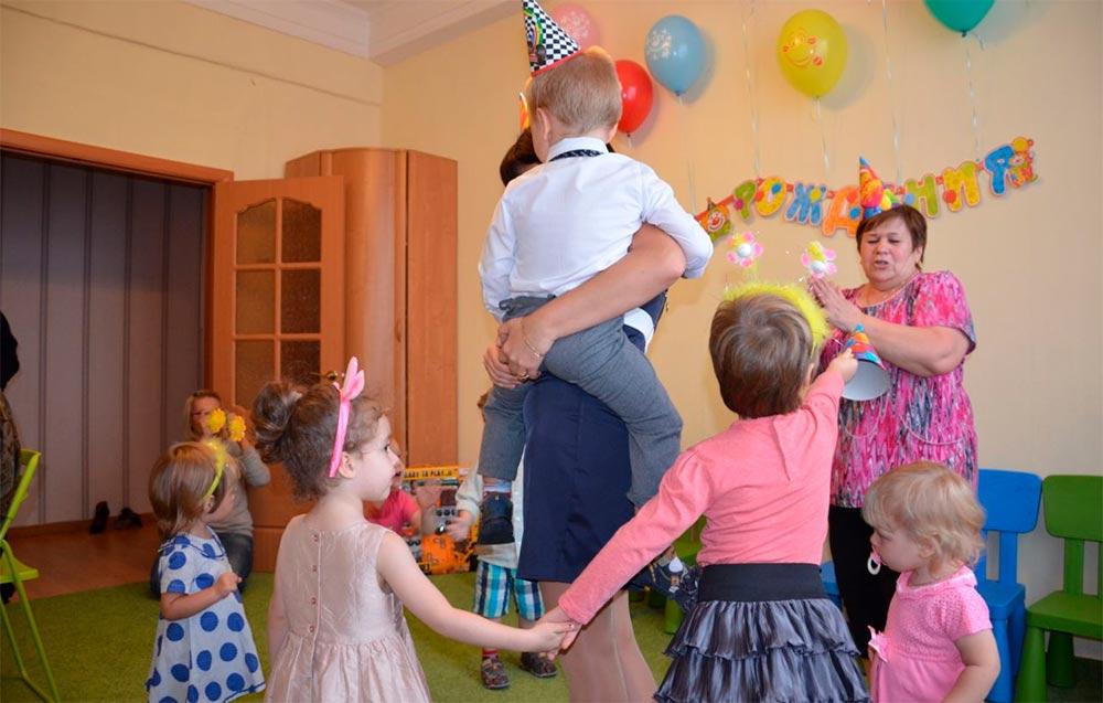 Бизнес-идея открытия домашнего детского сада