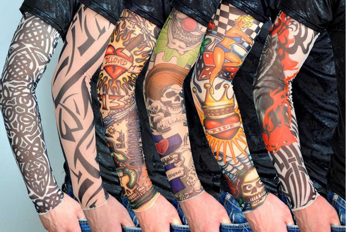 Бизнес-идея интернет-магазина временных татуировок