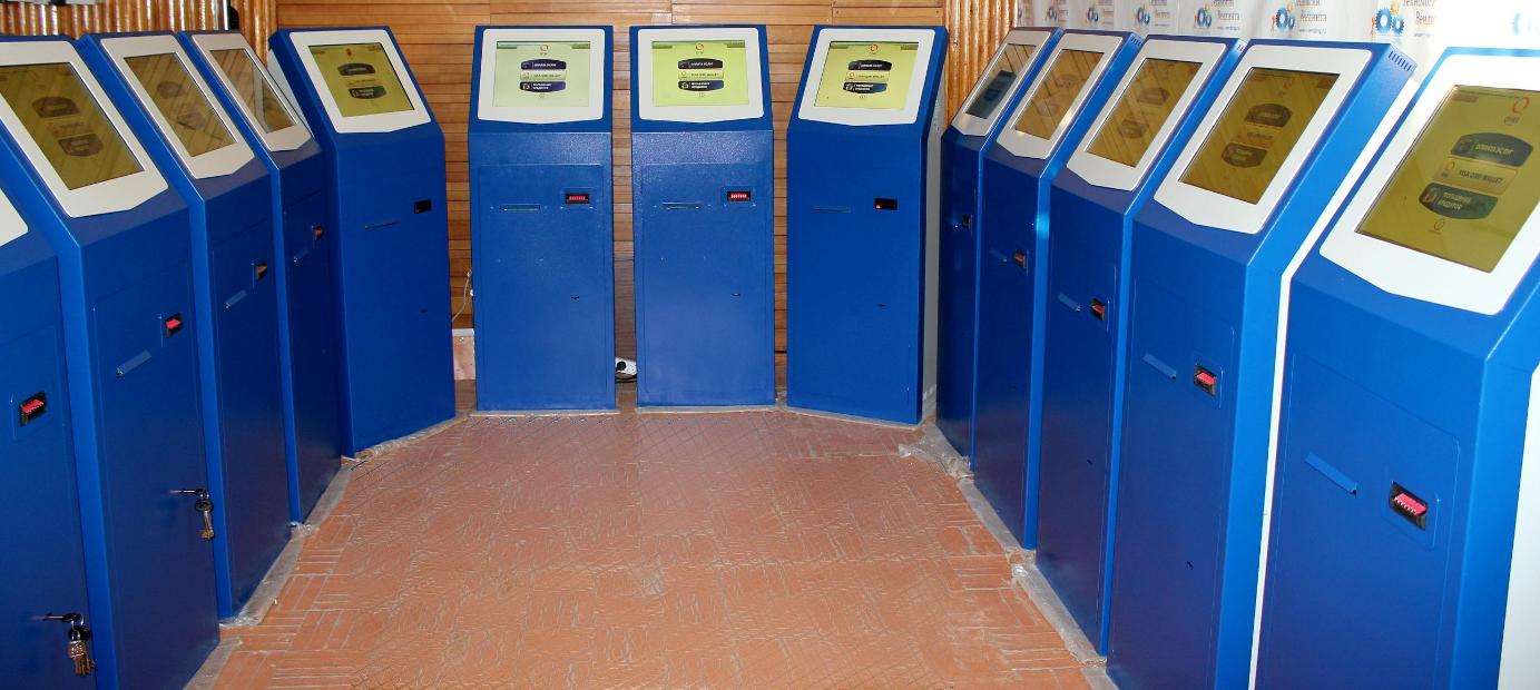 Бизнес-идея установки платежных терминалов