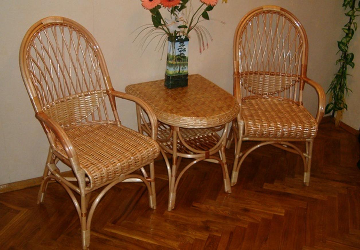 Бизнес-идея изготовления плетеной мебели