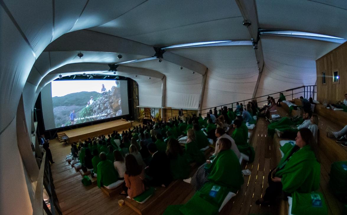 Бизнес-идея открытия летнего кинотеатра