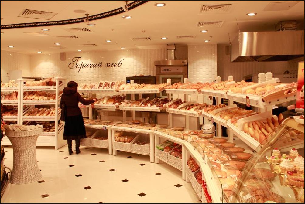 Бизнес-идея открытия хлебобулочного магазина