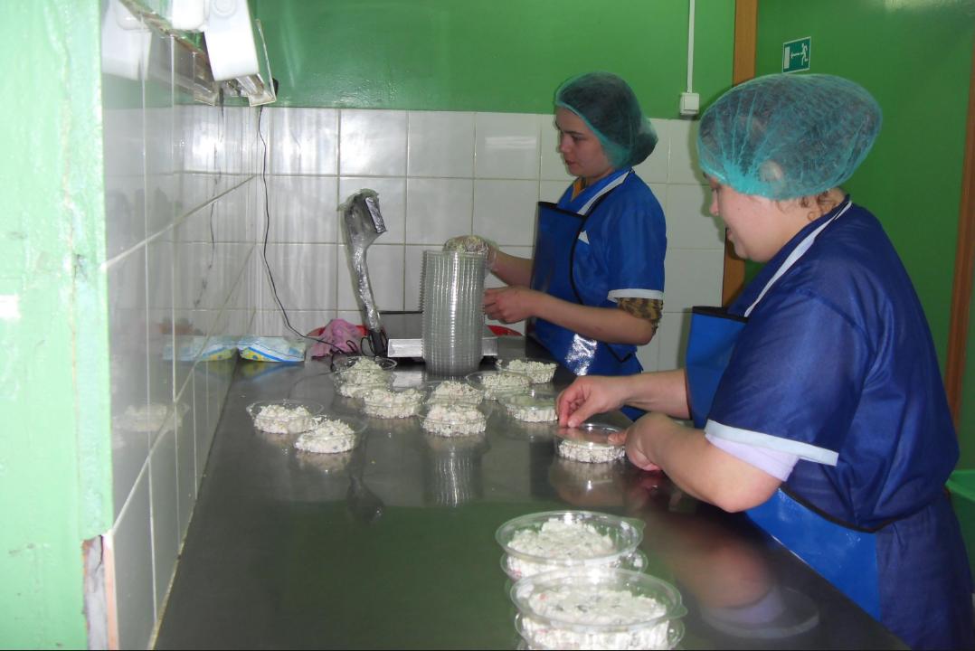 Бизнес по изготовлению салатов