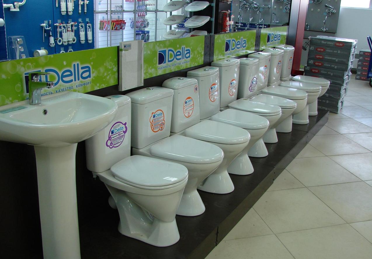 Бизнес-идея открытия магазина сантехники