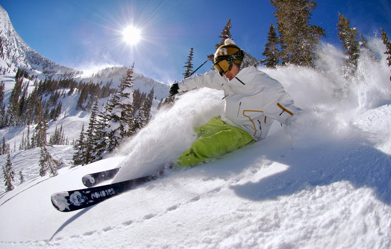 Как организовать бизнес по прокату горных лыж и сноубордов