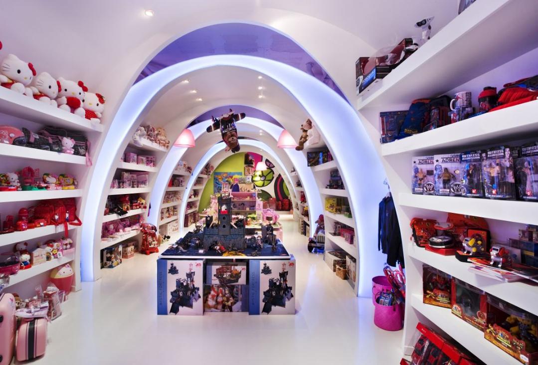 Бизнес-идея открытия магазина детских игрушек