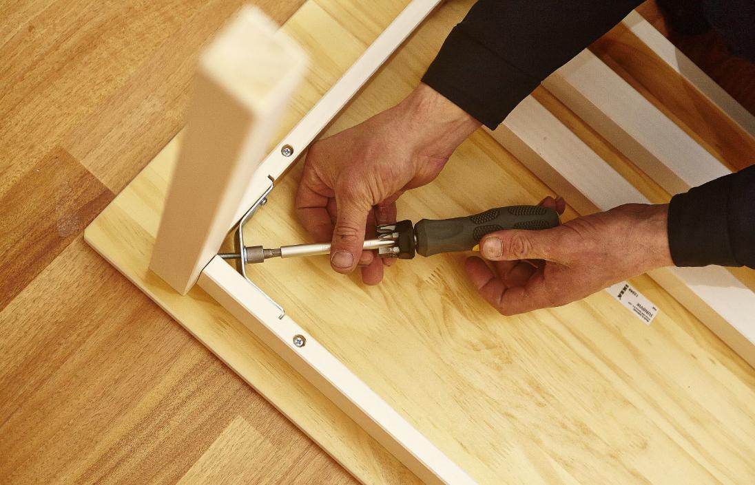 Бизнес-идея службы сборки корпусной мебели