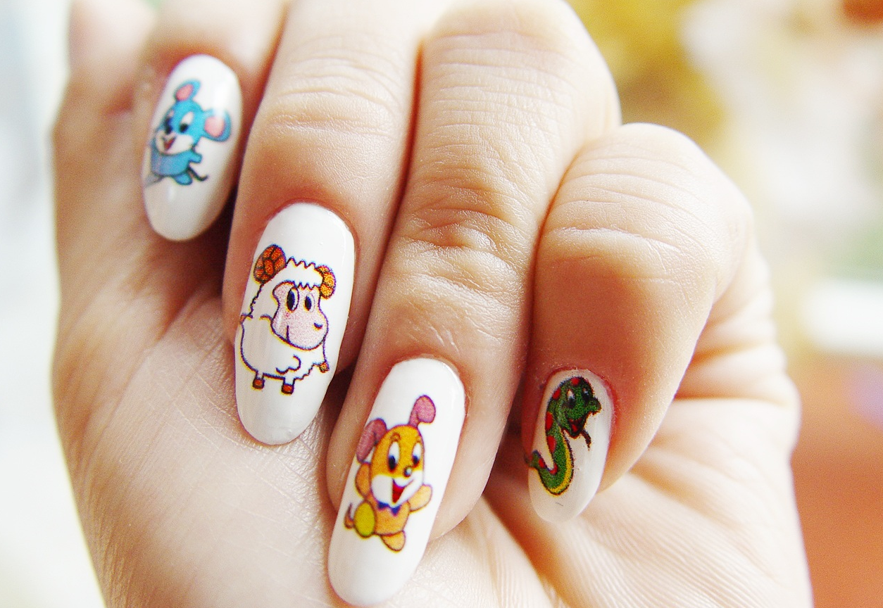 Бизнес-идея микропечати на цветах и ногтях