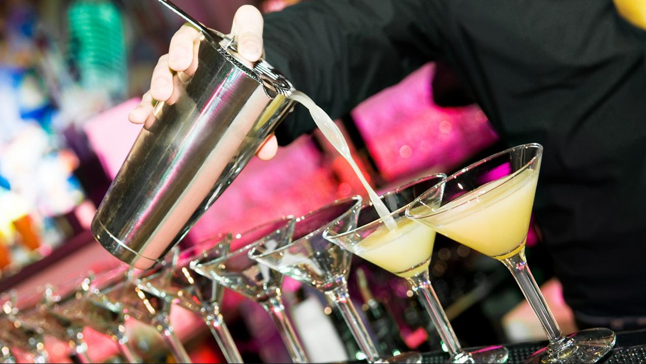 Бизнес-идея выездного коктейль-бара