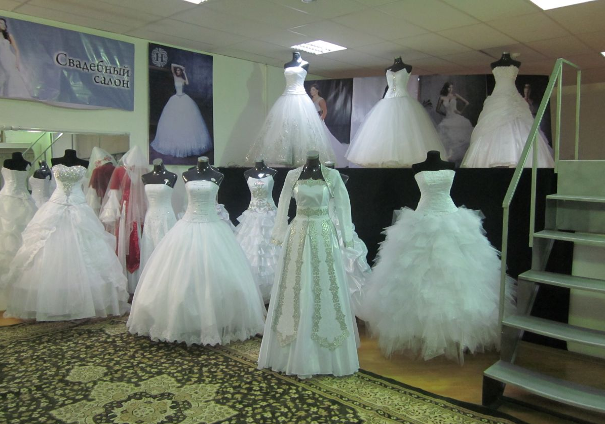 Бизнес-идея открытия свадебного салона