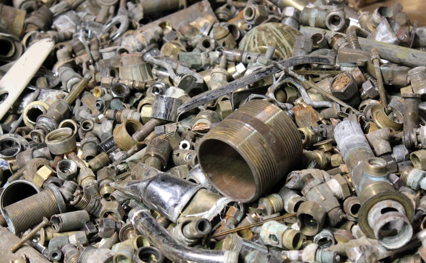 Сколько стоит 1 кг металлолома в Поварово прием металла на коммунальной харьков