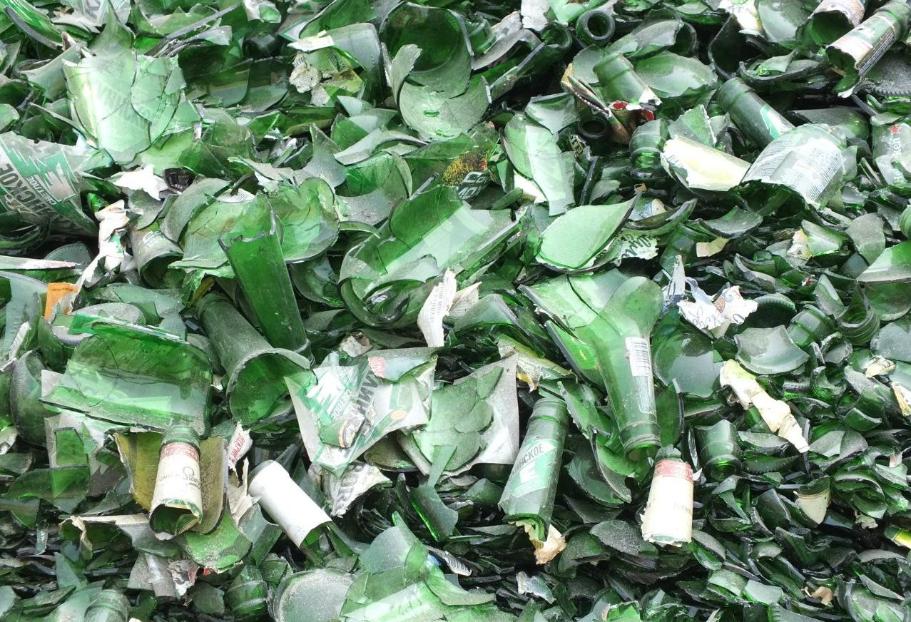Бизнес-идея по переработке стеклобоя