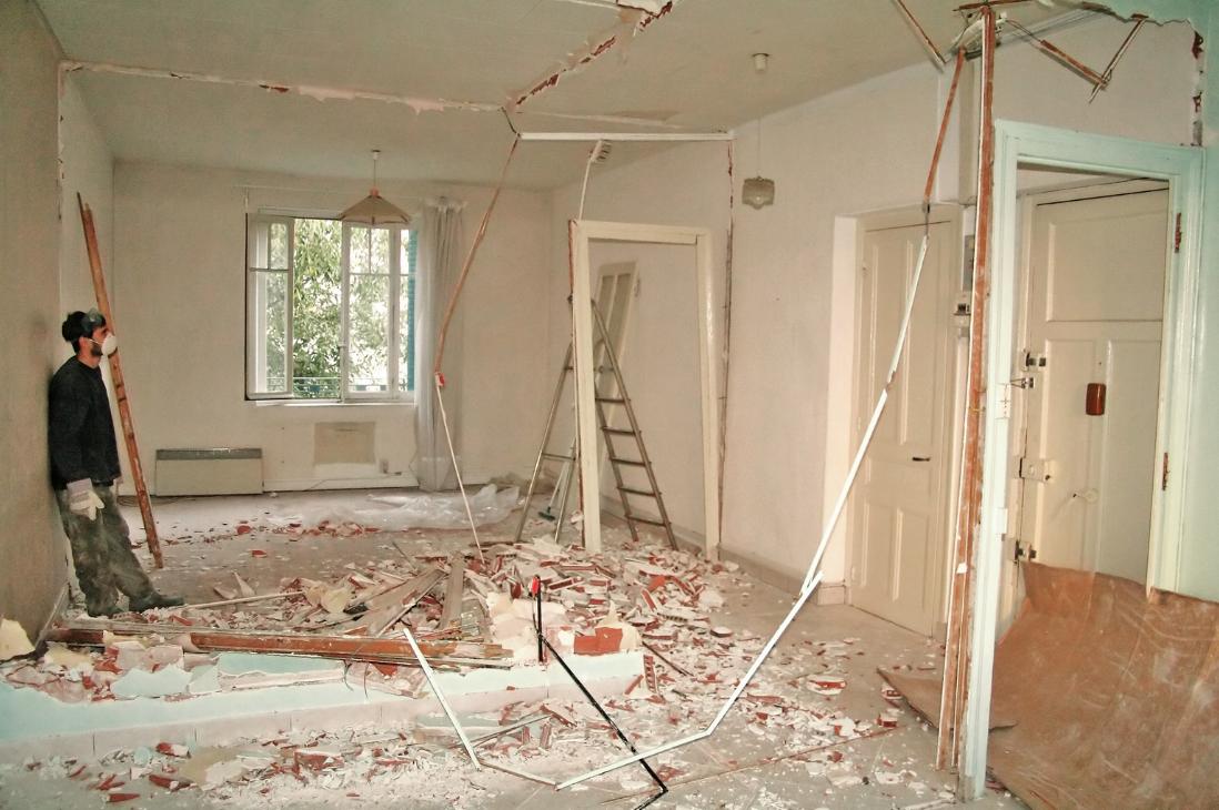 Бизнес-идея перепланировки квартир