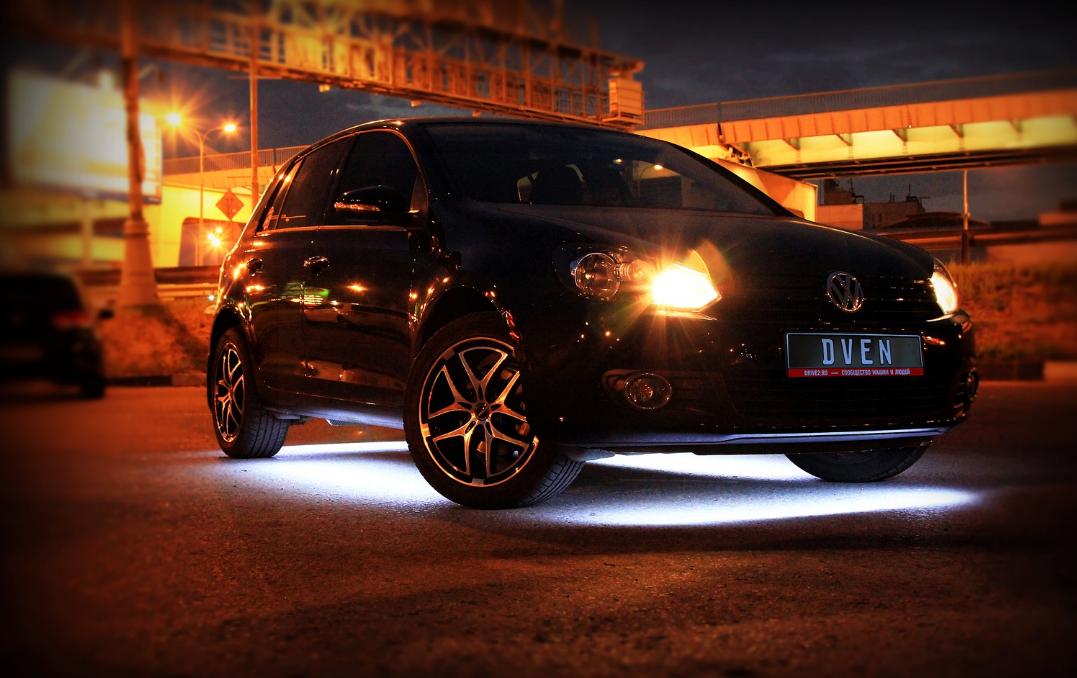 Бизнес-идея светодиодного тюнинга автомобилей