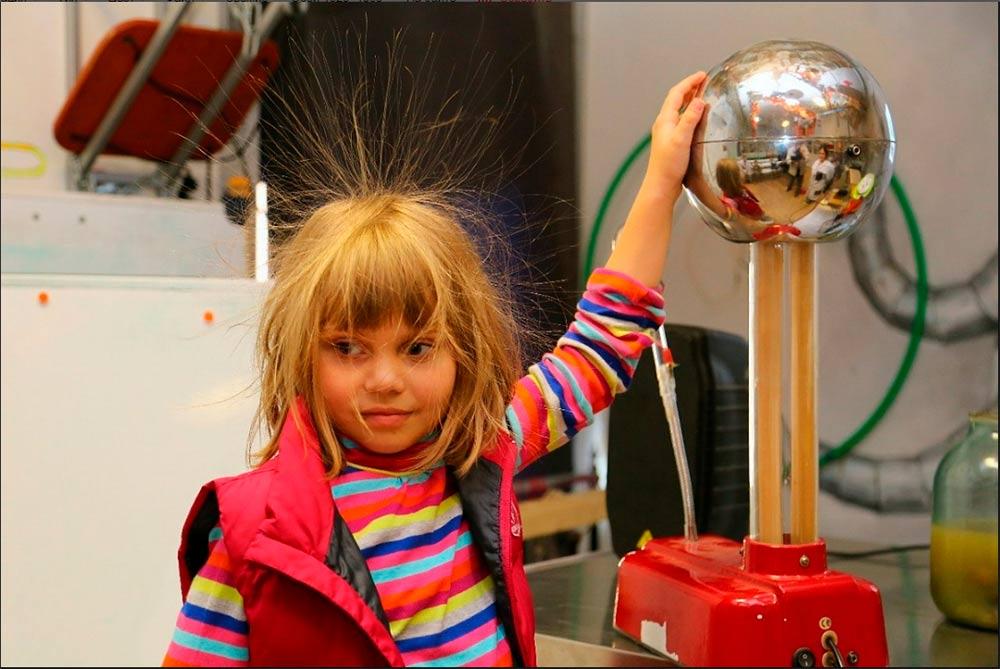 Бизнес-идея научно-познавательных шоу для детей
