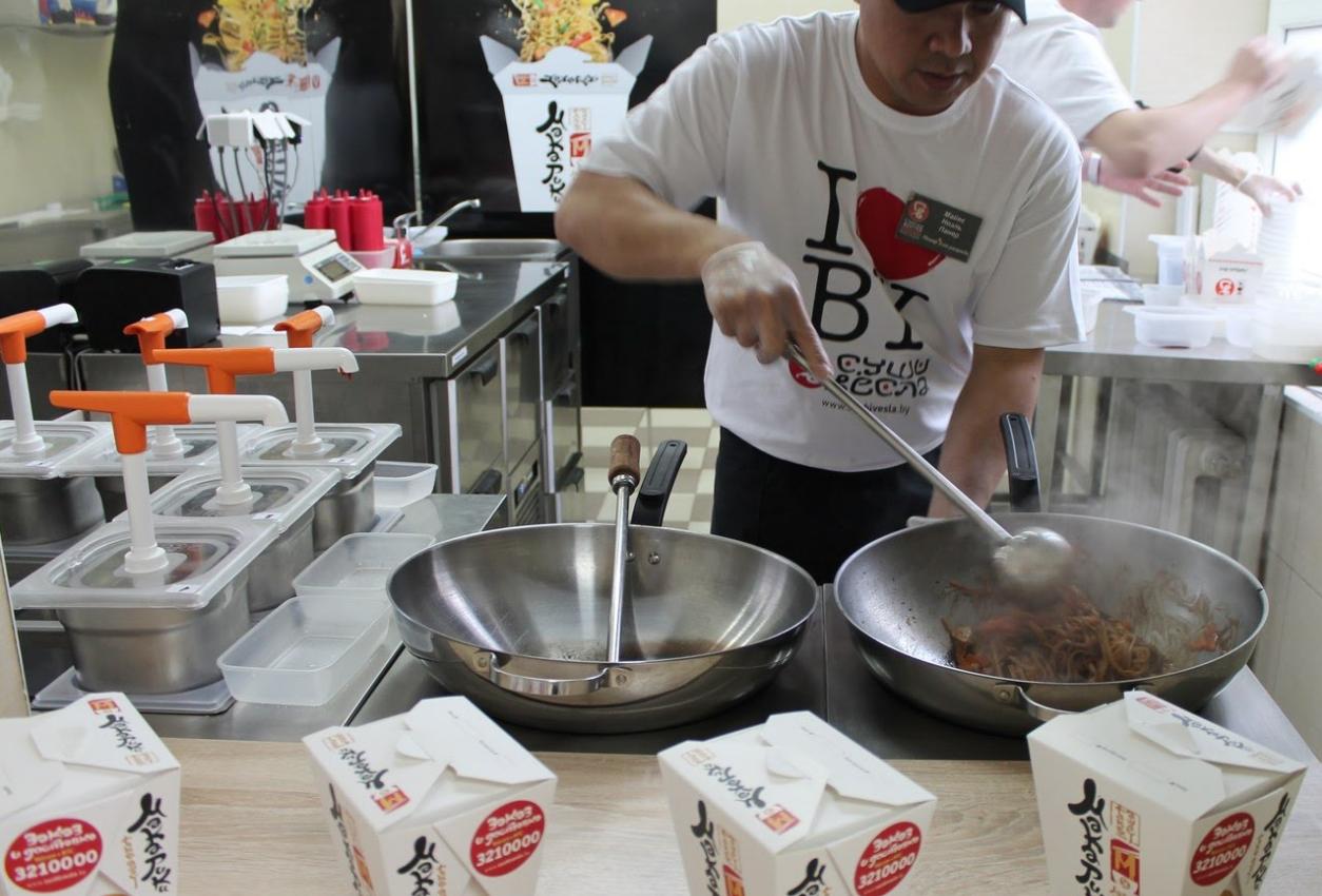 Бизнес-идея открытия кафе по продаже wok-лапши