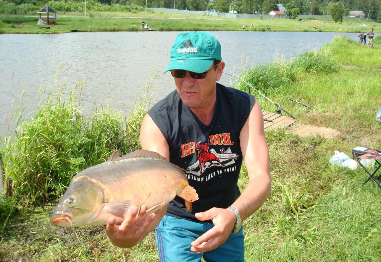 Бизнес-идея организации платной рыбалки