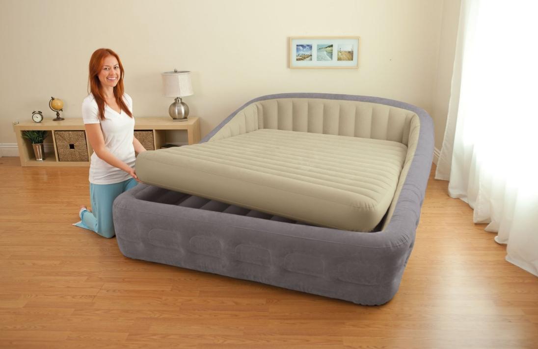 Бизнес-идея продажи надувной мебели