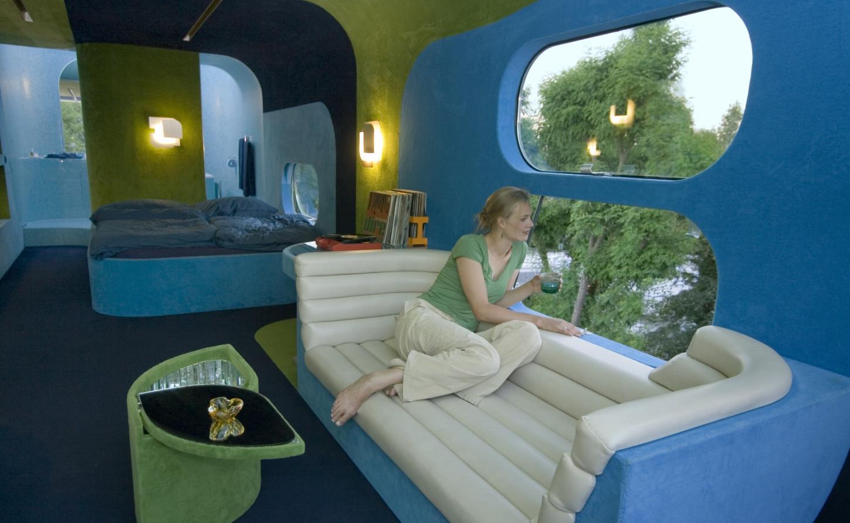 Бизнес-идея открытия передвижной гостиницы