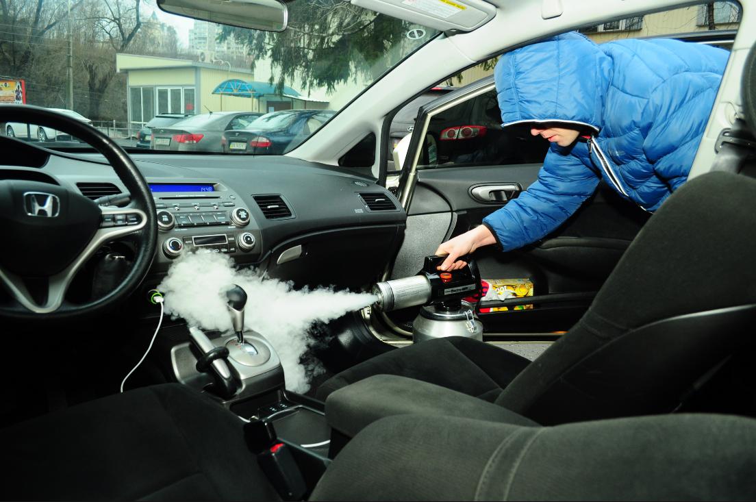 Бизнес-идея удаления запахов сухим туманом