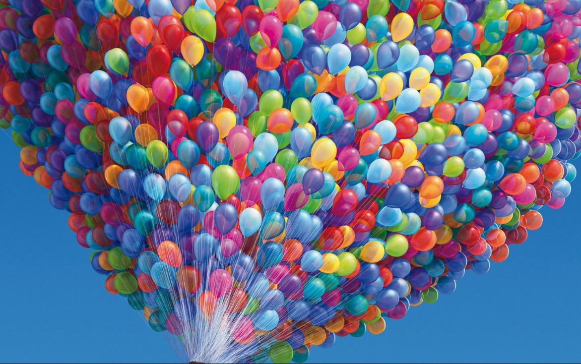 Как организовать бизнес по продаже воздушных шаров