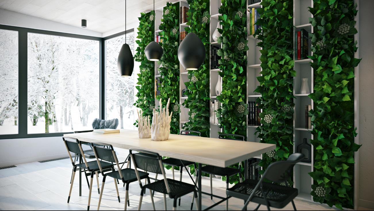 Бизнес-идея вертикального озеленения