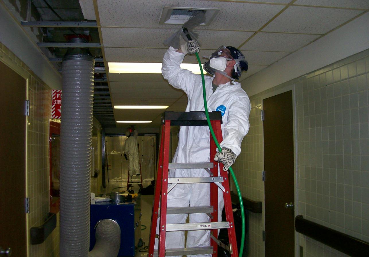 Бизнес-идея очистки вентиляционных систем