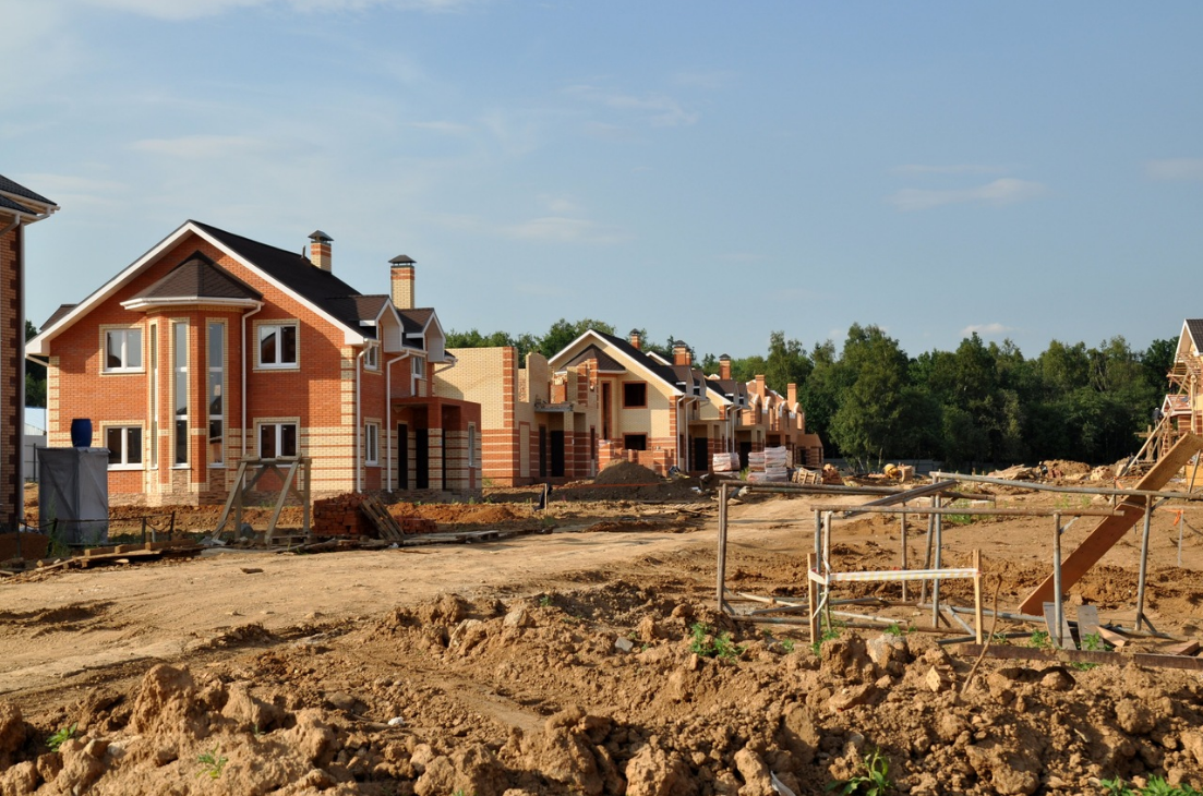 Бизнес-идея строительства коттеджного поселка